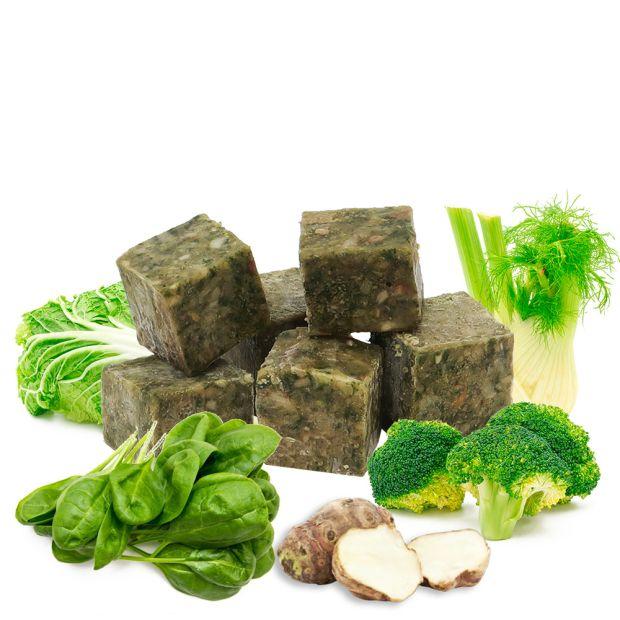 Veggie Cubes III - Gemüsewürfel - gefroren, 10 Stück