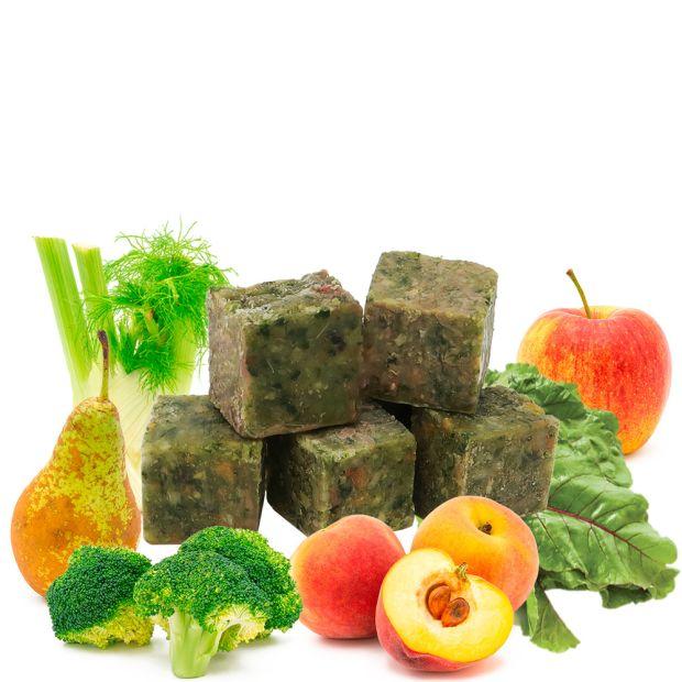 Veggie Cubes IV - Gemüsewürfel - gefroren, 10 Stück