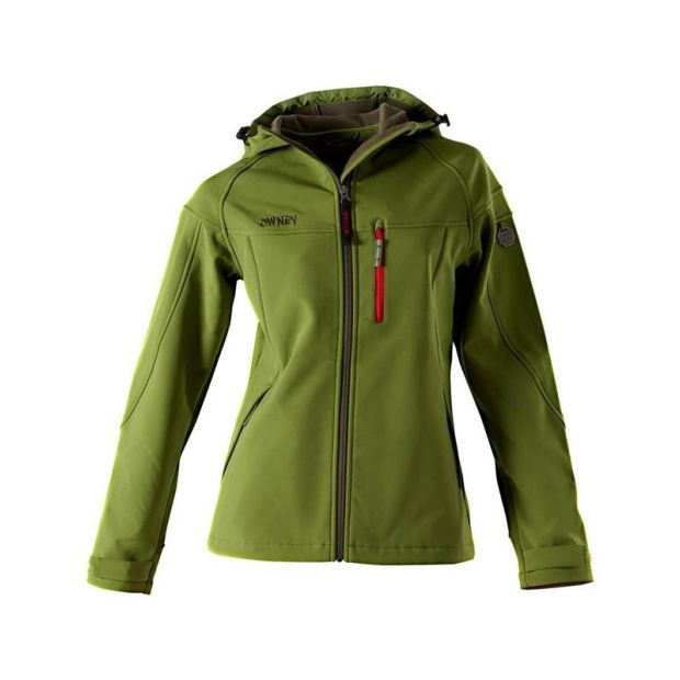 "Owney Softshell Jacke ""Cerro"""