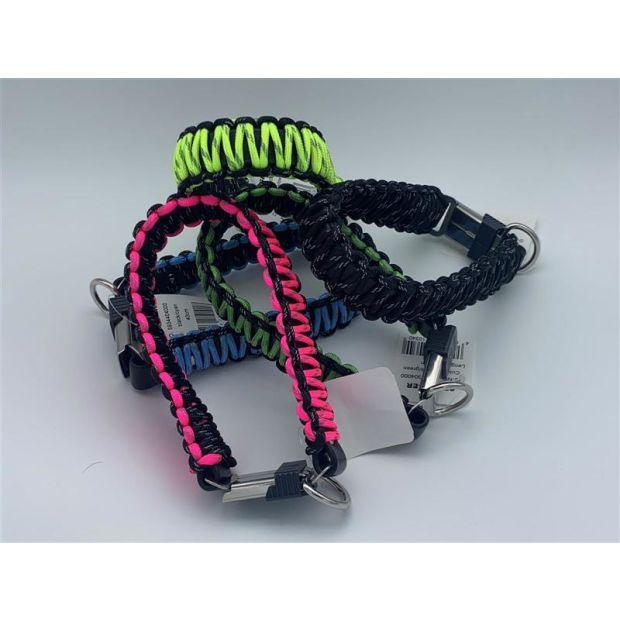 Sprenger Paracord Halsband mit ClickLock Verschluss