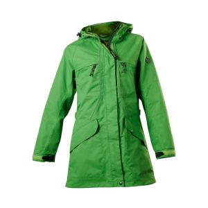 Owney Damen Parka Tuvaq L Apple Green