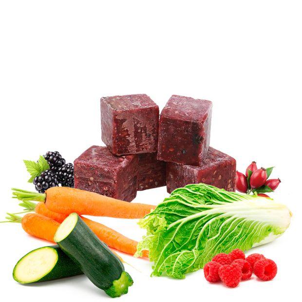 Veggie Cubes I - Gemüsewürfel - gefroren, 10 Stück
