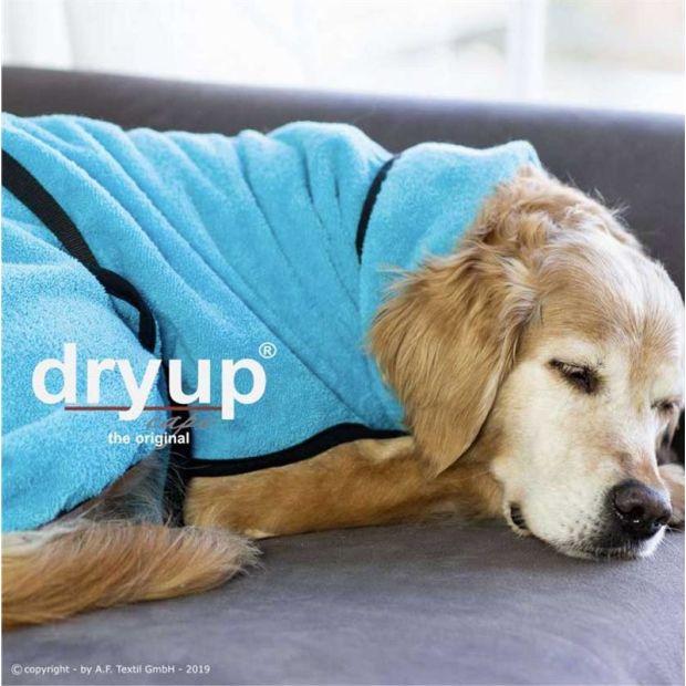 Dryup Cape Hundebademantel Standard in verschieden Farben und Größen
