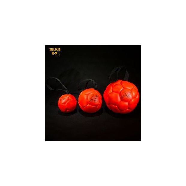 Julius K9® Schautraining Ball 80 mm, orange