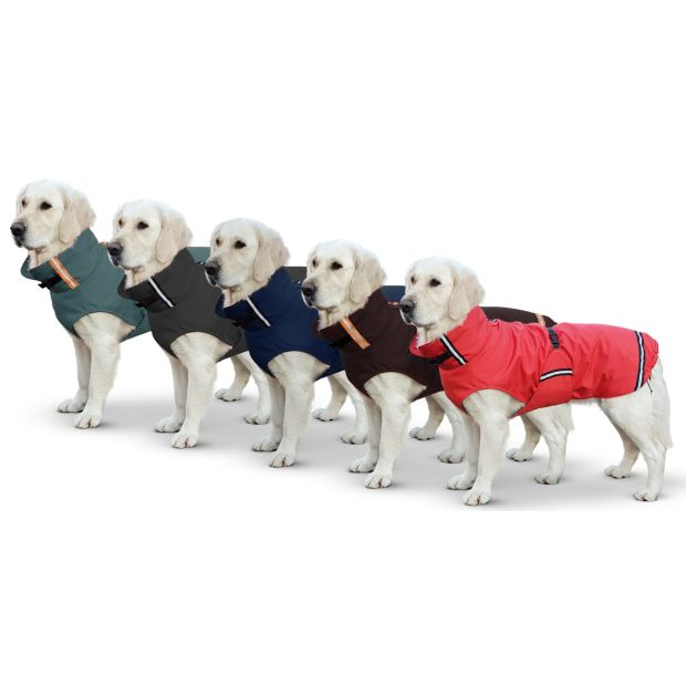 SuperFurDogs Rainy Regenmantel für Hunde