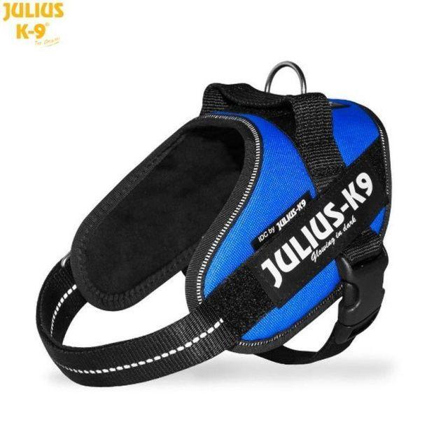 Julius K9® - IDC®-Powergeschirr® blau