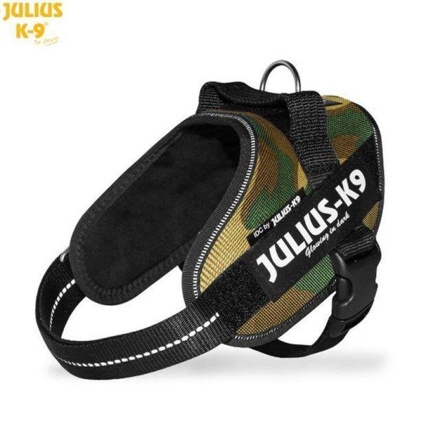 Julius K9® - IDC®-Powergeschirr® camouflage