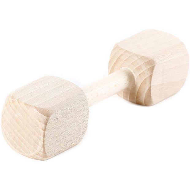 Apportierholz 250 g, aus einem Stück Holz