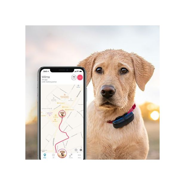 Tractive GPS Pet Tracking - Hundeortung